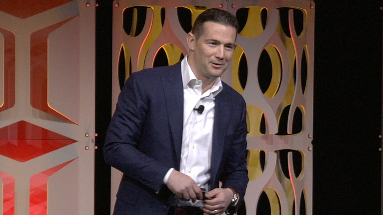 Finding Gold at the Intersection of Brands, Teams, Events and Tech, keynote presentation at IEG 2018 by Al Guido, San Francisco 49ers