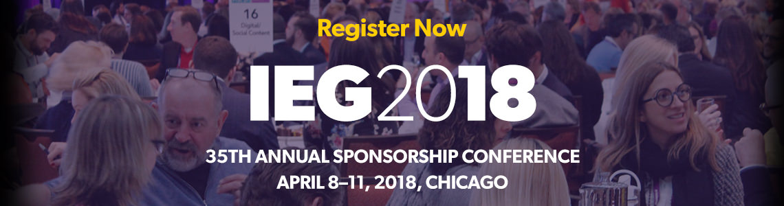 Register for ESP/IEG 2018 Now and Save