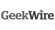 John Cook, Co-founder, and  Daniel Rossi, Chief Business Officer GeekWire