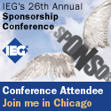 Join me at IEG's 2009 Sponsorship Conference