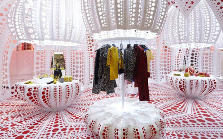 Louis Vuitton Connects The Dots By Leveraging Artist Collaboration