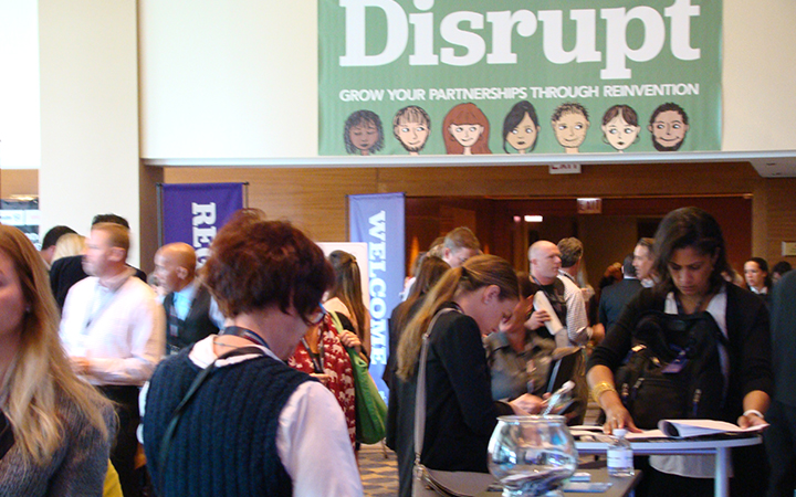 Data, Digital and Disruption: Reflections on IEG 2016