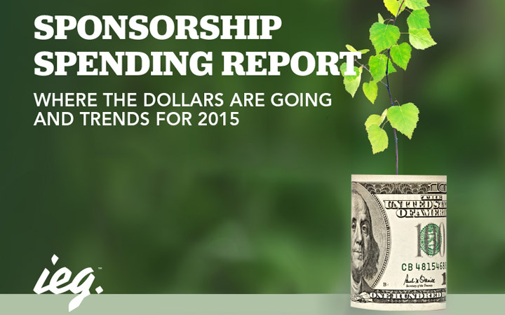 Sponsorship Spending Report: Where The Dollars Are Going And Trends For 2015